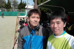 2017/03/11(日)京都府長岡京市のソフトテニス練習会にお邪魔してきました。