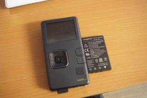 ビデオカメラ vado HD