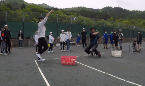 2021/05/08(土) ソフトテニス 未経験からの練習会【滋賀県】小学生 中学生 初級者向け