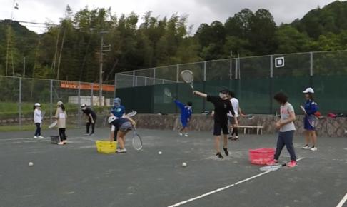 2021/05/15(土) ソフトテニス 未経験からの練習会【滋賀県】小学生