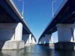 滋賀県守山市 琵琶湖大橋
