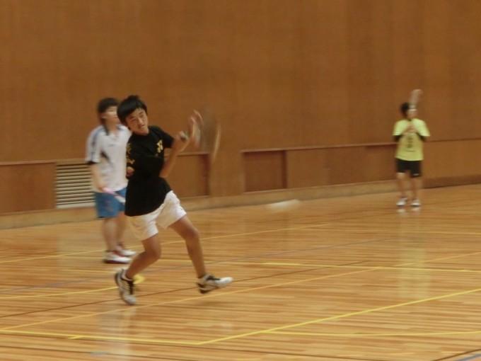 2013/10/08(火) ソフトテニス練習会【滋賀県】
