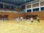 2014/11/18(火) ソフトテニス練習会【滋賀県】