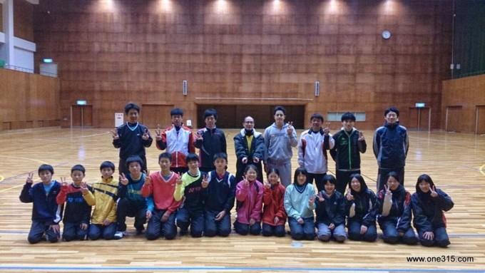 2015/03/10(火) ソフトテニス練習会【滋賀県】