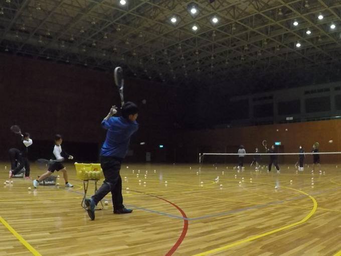 2021/05/10(月) ソフトテニス 基礎練習会・試合形式【滋賀県】中学生 初級者