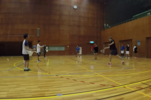 2021/05/17(月) ソフトテニス 自主練習会【滋賀県】