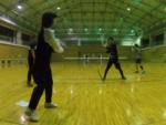 2021/05/19(水) スポンジボールテニス【滋賀県】フレッシュテニス クォーターテニス ショートテニス