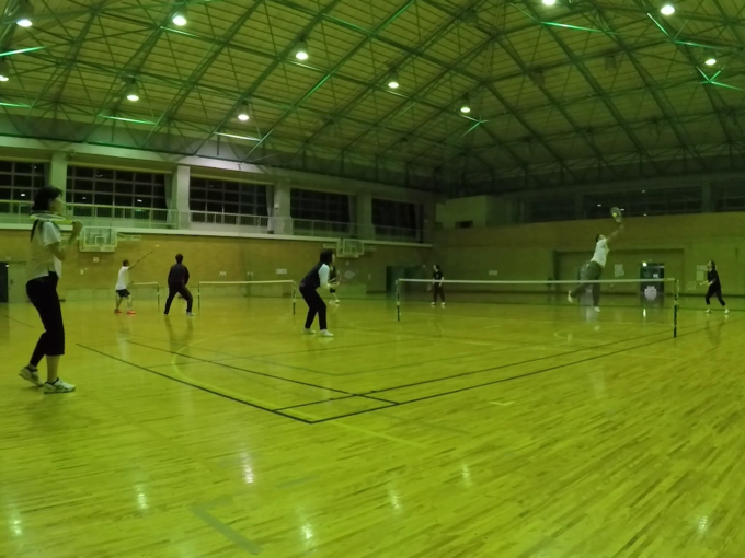 2021/05/26(水) スポンジボールテニス【滋賀県】ショートテニス・フレッシュテニス