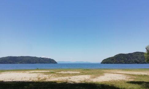 2021/05/31(月) びわ湖のほとりで読書とリズムトレーニング