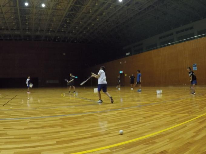 2021/06/28(月) ソフトテニス・基礎練習会【滋賀県】