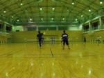 2021/06/23(水) スポンジボールテニス【滋賀県】フレッシュテニス ショートテニス