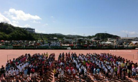 ソフトテニス 高校近畿夏季大会2015
