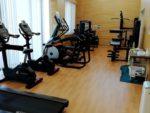 2021/07/21(水) 能登川アリーナ・トレーニングルーム【滋賀県】ソフトテニス 自主練