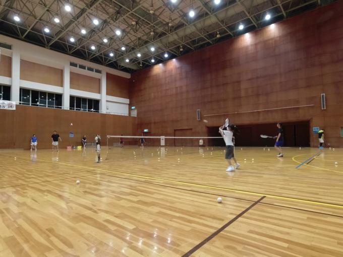 2021/06/29(火) ソフトテニス練習会【滋賀県】