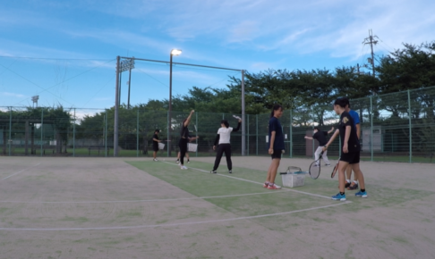 2021/07/18(日) ソフトテニス・基礎練習会【滋賀県】小学生 中学生 初級者 初心者 大人もOK