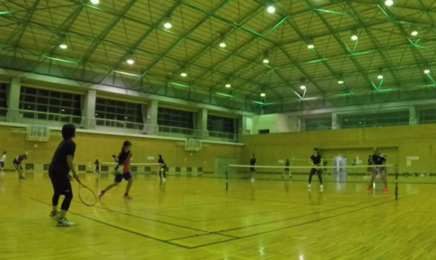 2021/06/30(水) スポンジボールテニス【滋賀県】ショートテニス フレッシュテニス テニス ソフトテニス