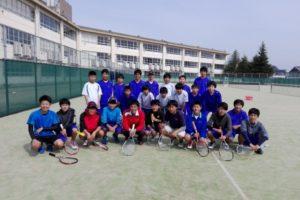 滋賀県近江八幡市八幡西中学校に部活応援行って来ました。2017/03/05(日)部活訪問 部活応援