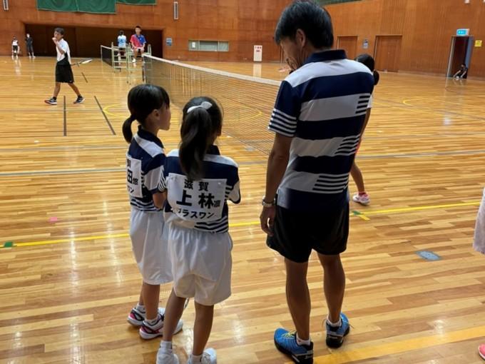 2021/08/13(金) ソフトテニス プラスワンU15交流会【滋賀県】小学生 中学生
