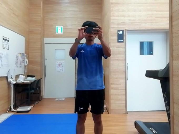 2021/08/03(火) 能登川アリーナ・トレーニングルーム【滋賀県】ソフトテニス