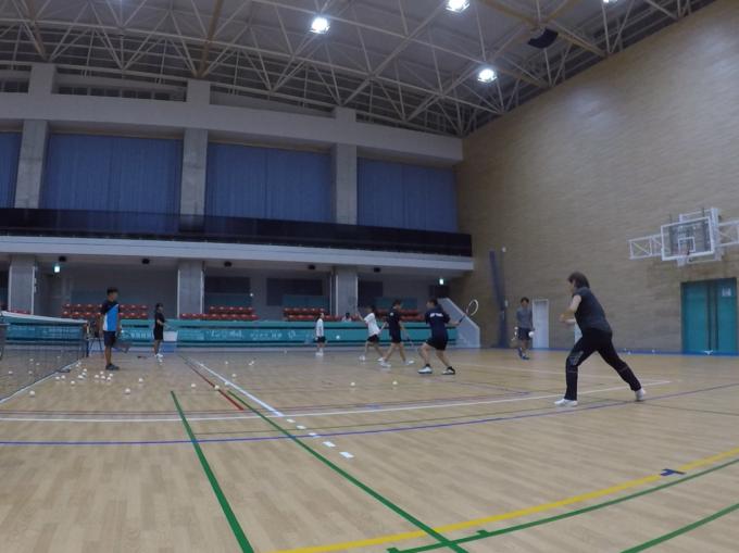 2021/07/24(土) ソフトテニス・基礎練習会【滋賀県】小学生 中学生