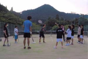 2021/08/01(日) ソフトテニス・基礎練習会【滋賀県】小学生 中学生
