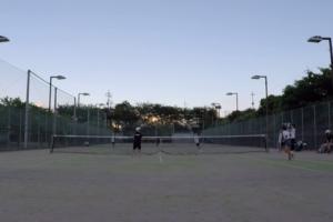 2021/08/04(水) ソフトテニス・基礎練習会【滋賀県】小学生 中学生