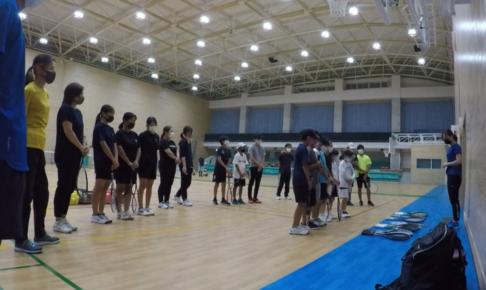 2021/08/14(土) ソフトテニス・基礎練習会&ミズノラケット試打会【滋賀県】
