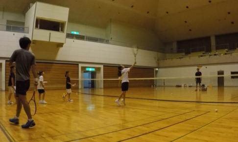 2021/08/22(日) ソフトテニス・基礎練習会【滋賀県】小学生、中学生、高校生