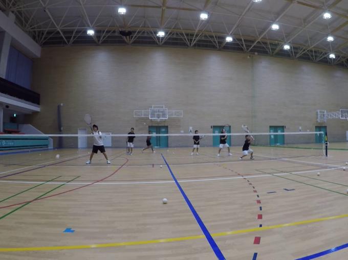 2021/08/24(水) ソフトテニス・基礎練習会【滋賀県】小学生 中学生