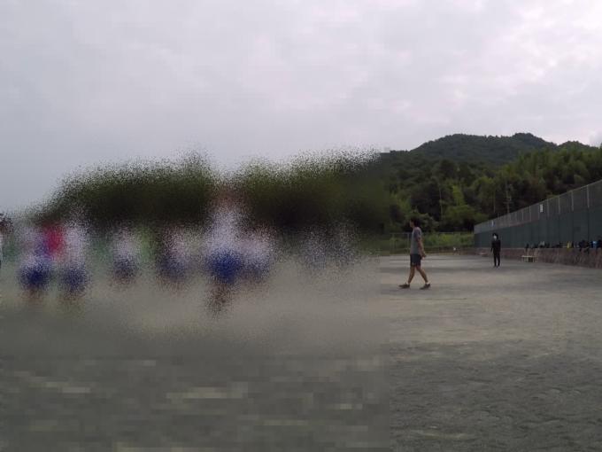 2021/07/29(木) 出張リズムトレーニング@滋賀県中学校男子ソフトテニス部様