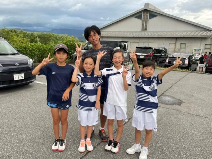 プラスワン・ソフトテニスU15 滋賀県 小学生 中学生