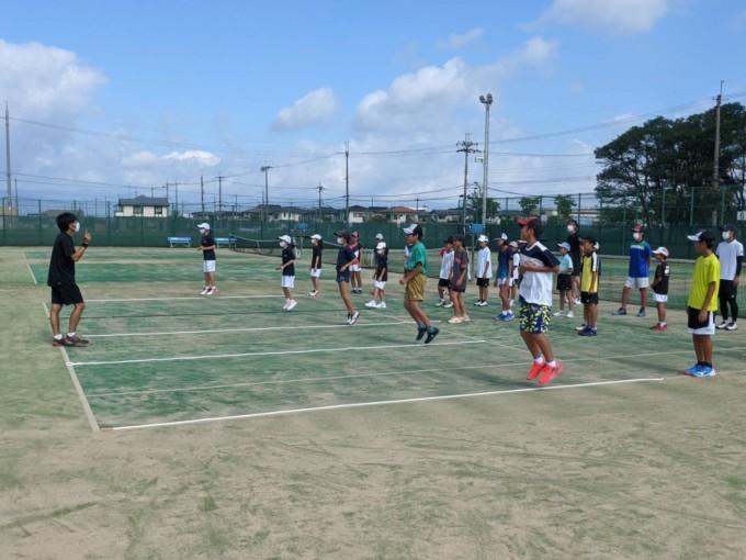 2021/08/29(日) 出張リズムトレーニング/守山市で活動する小中学生と保護者の皆様 リズムジャンプ STAR滋賀