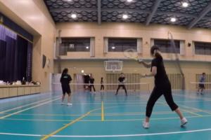 2021/08/04(水) スポンジボールテニス【滋賀県】ショートテニス フレッシュテニス 小学生 中学生