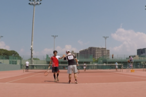 ソフトテニス近畿選手権2021 長浜市民コート 滋賀県 プラスワンソフトテニス