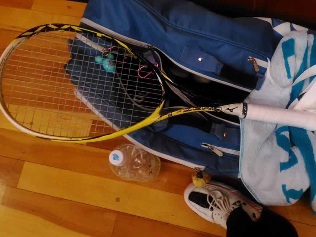 ミズノソフトテニスラケット・ジストTzero