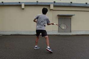 2021/09/04(土) ソフトテニス・自主練習会【滋賀県】 壁打ち 滋賀県東近江市