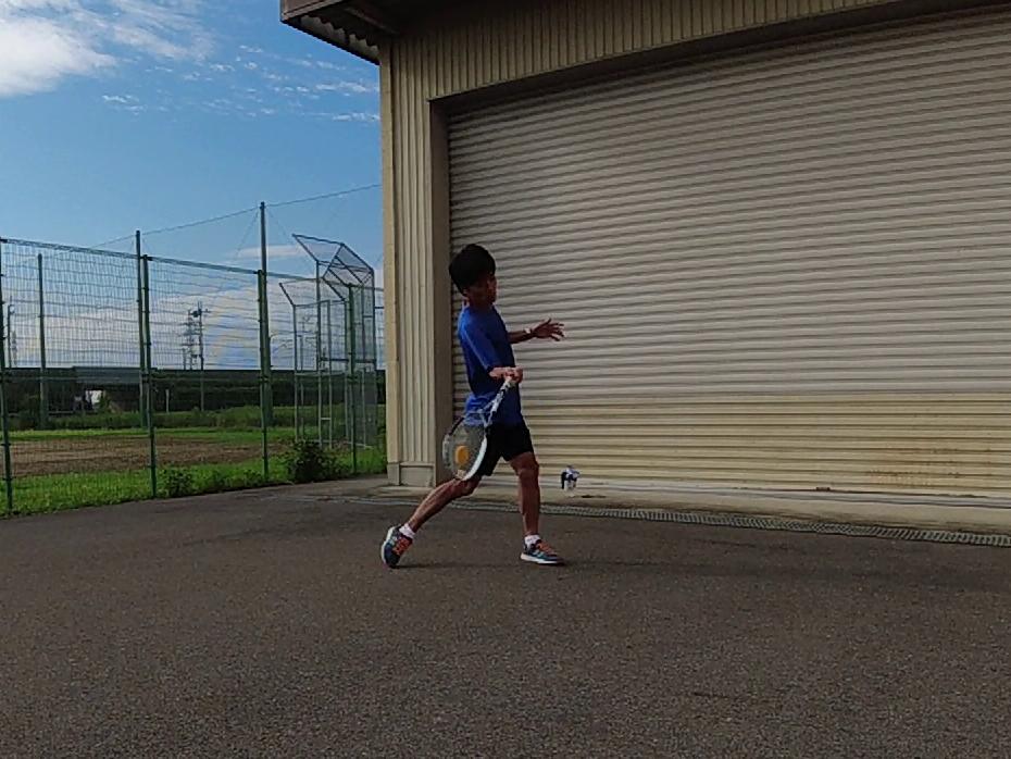 2021/09/05(日) ソフトテニス・自主練習会【滋賀県】スポンジボール 壁打ち 滋賀県