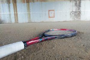 2021/09/06(月) ソフトテニス・自主練習会【滋賀県】壁打ち