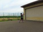 2021/09/13(月) ソフトテニス・自主練習会【滋賀県】壁打ち