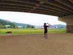 2021/09/14(火) ソフトテニス・自主練習会【滋賀県】壁打ち