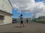 2021/09/20(月) ソフトテニス・自主練習会【滋賀県】壁打ち