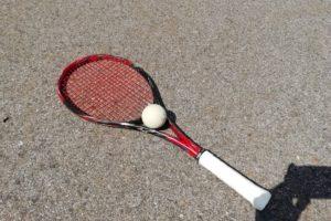 2021/09/23(水) ソフトテニス・自主練習会【滋賀県】壁打ち トアルソン スカッド