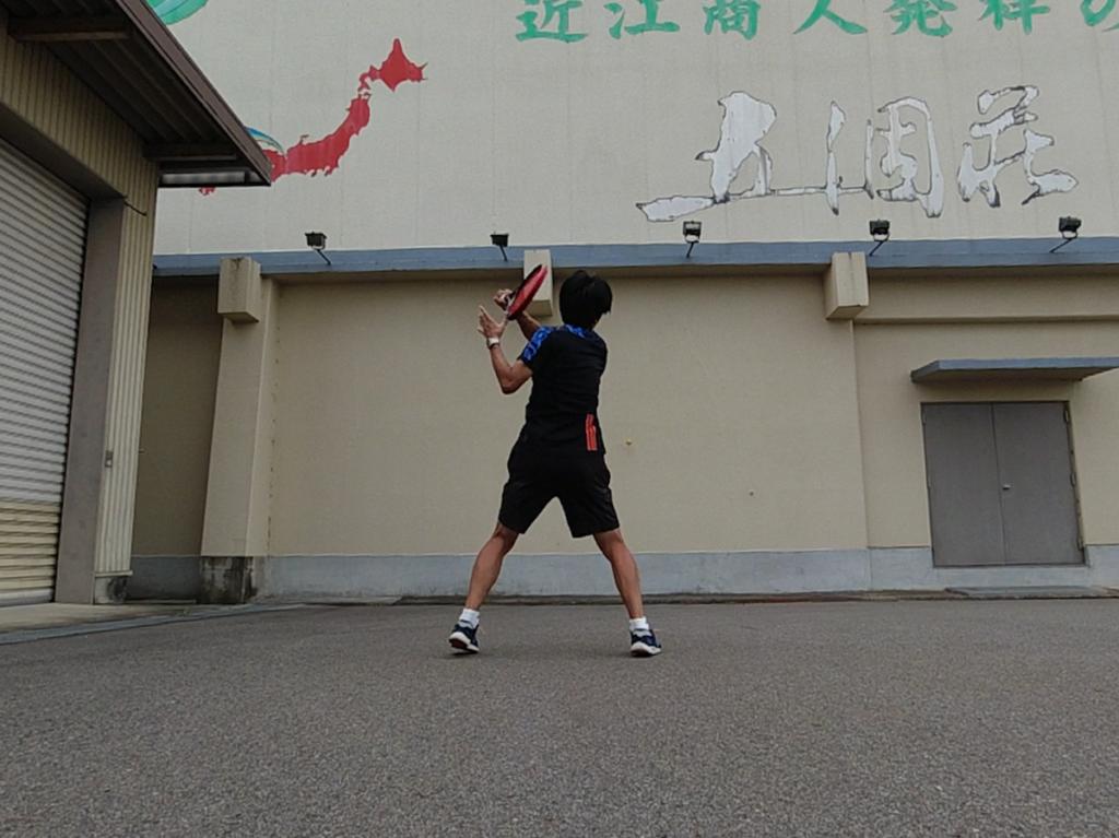 2021/09/25(土) ソフトテニス・自主練習会【滋賀県】壁打ち スカッド トアルソン