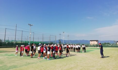 2021/10/16(土) ソフトテニス 守山市研修大会【滋賀県】