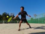 2021/10/03(日) 硬式テニスの練習会に参加してきました。