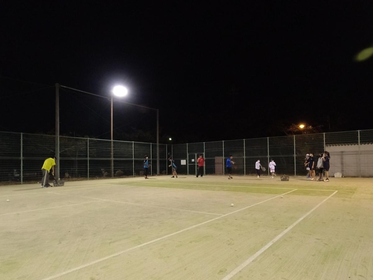 2021/10/05(火) ソフトテニス・練習会【滋賀県】フォアハンド・バックハンド forehand
